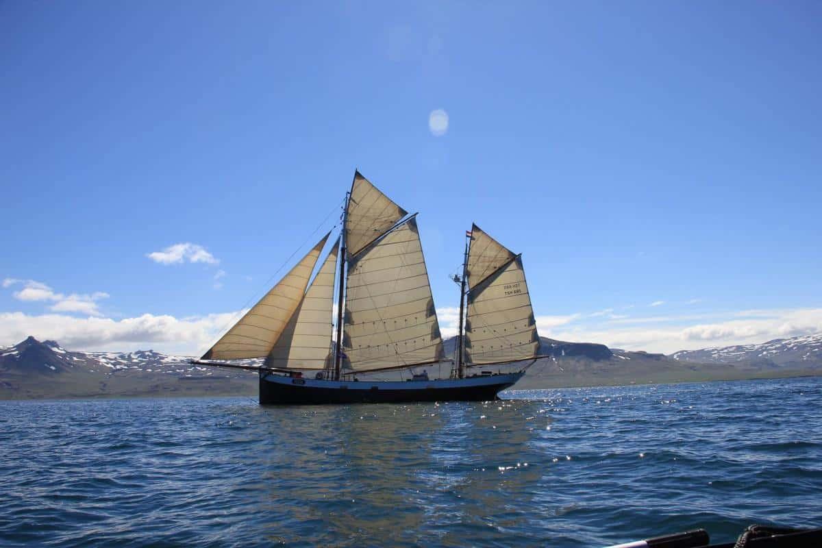 Tecla in Breidurfjord
