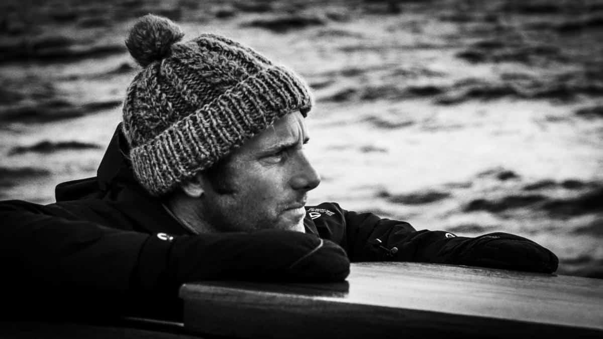 Gijs - Captain on the Tecla