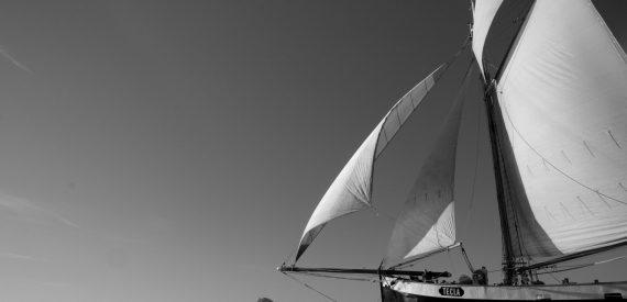 Historic Ship Tecla - fishing history