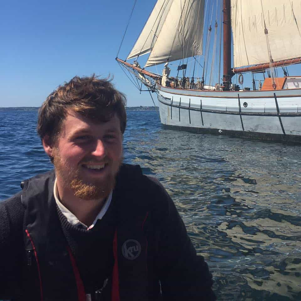 Ieuan Finniear - Irene's Captain