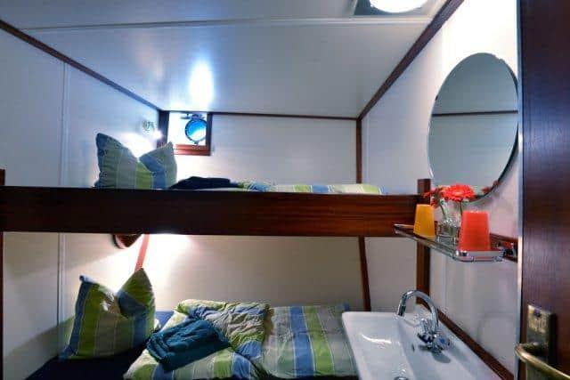 Bunk Bed Cabin