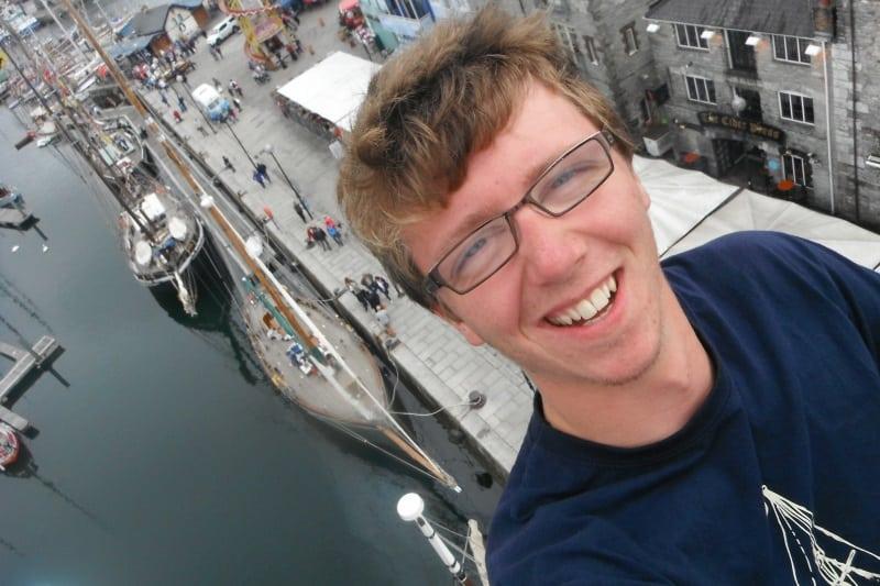 Ship mate Dan