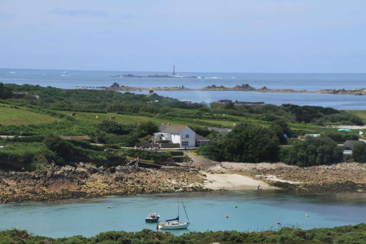The Isles of Scilly is spectacular and should be on everyone's bucket list