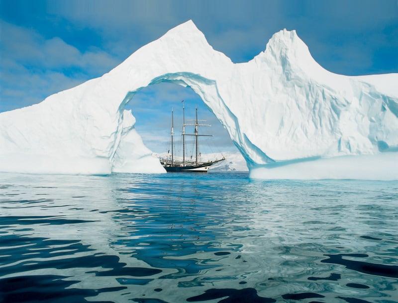 Oosterschelde in Antarctica