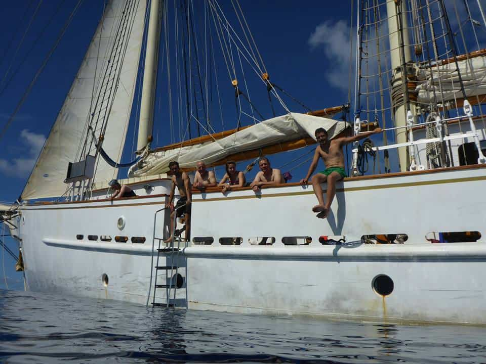 Blue Clipper offers the Caribbean Dream sailing voyage.