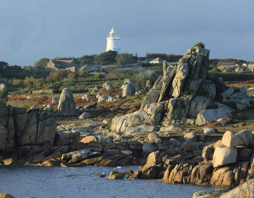 Isles of Scilly with Classic Sailing