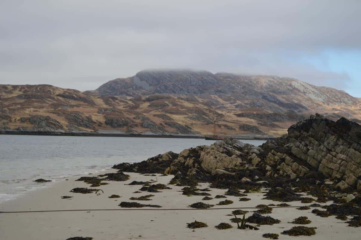 Sailing in Scotland, Eda Frandsen