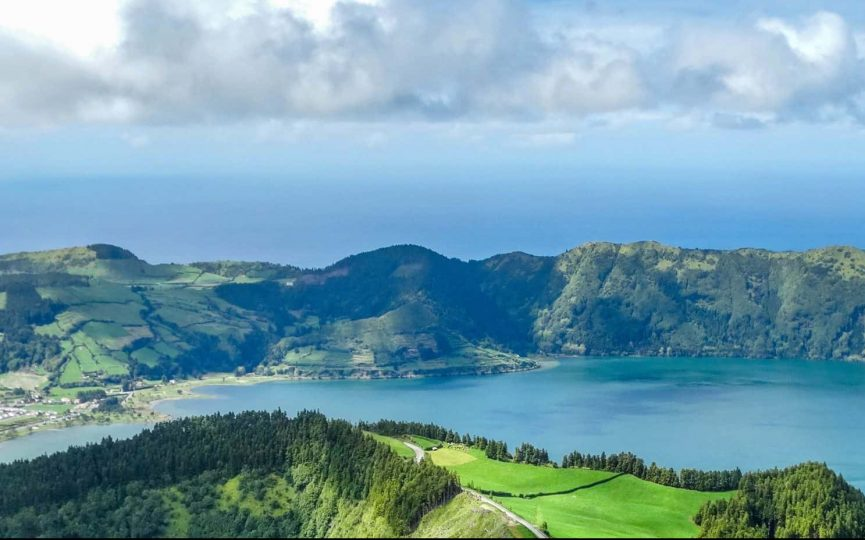 Azores Atlantic Ocean Voyage on Tall Ship Sailing Morgenster with Classic Sailing