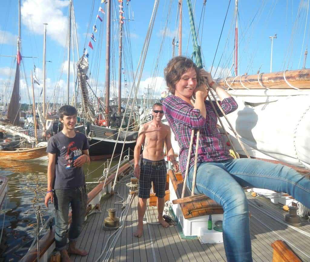 Moosk Skipper Hannah