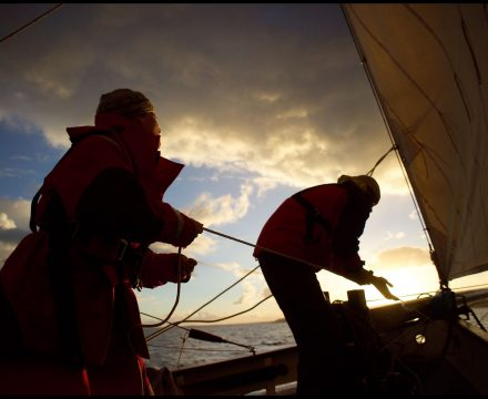 RYA Day Skipper Practical Course on a Classic boat