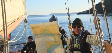Learn how to navigate at sea with these online courses.