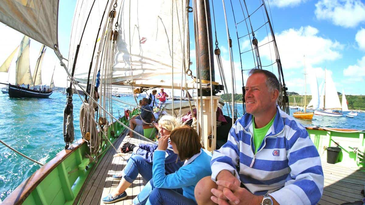 Agnes - Sailing in Cornwall