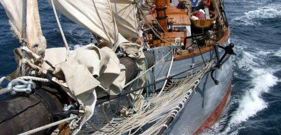 Sail tall ship Irene to the Isles of Scilly with Classic Sailing