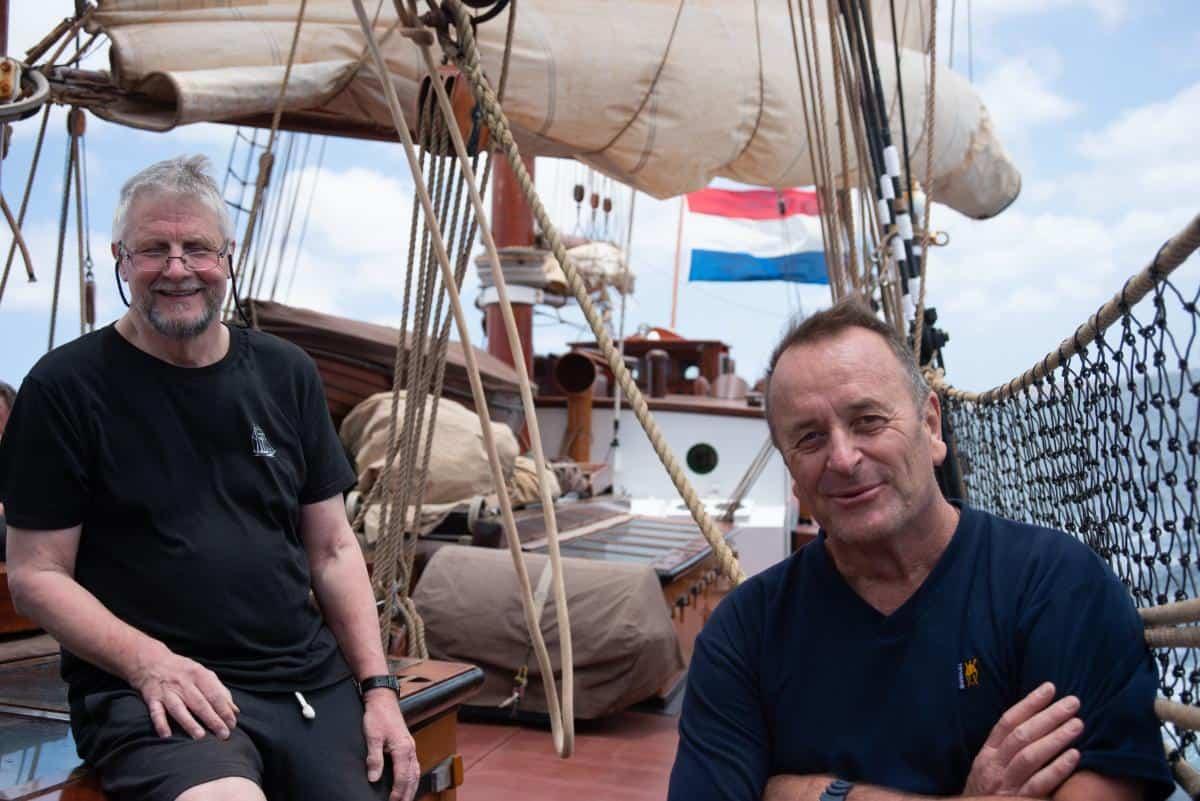 Credit to Robbin Conner - Oosterschelde Ocean Crossing from Cape Verde to Rotterdam