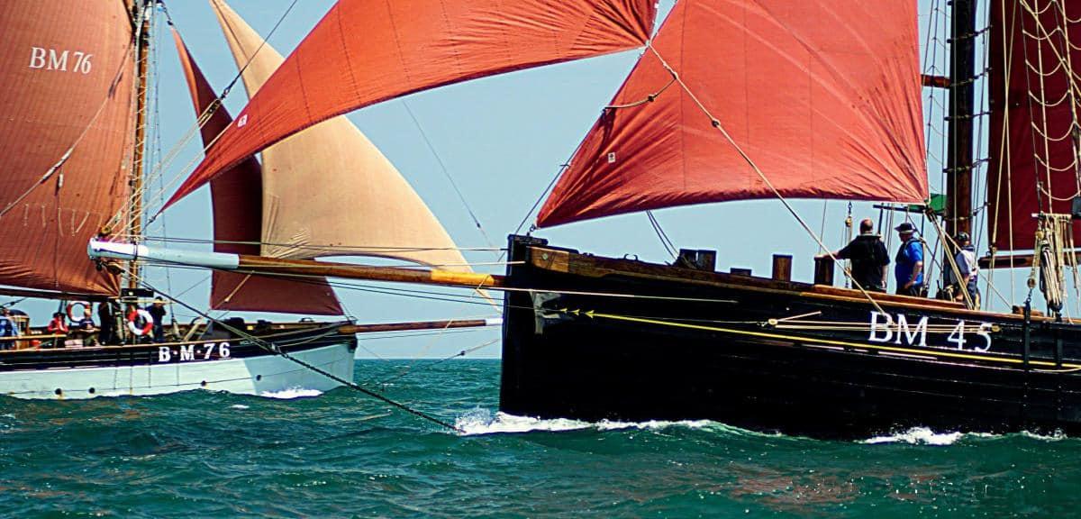Sail with Pilgrim in Devon
