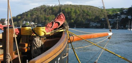 photo by Eddie Parkinson - Pilgrim in Dartmouth