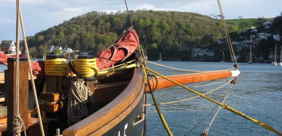 photo by Eddie Parkinson - Pilgrim in Dartmouth