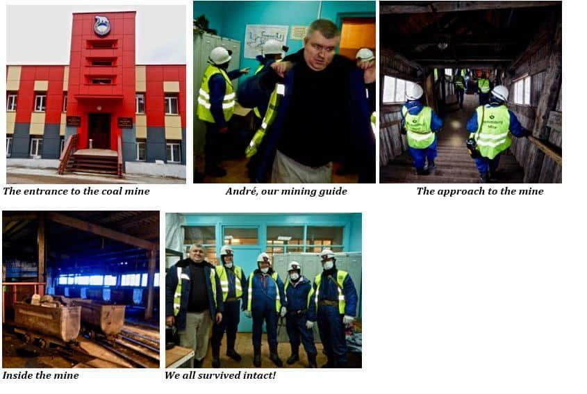 Coal mining photos