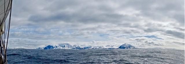 Landscape of Svalbard