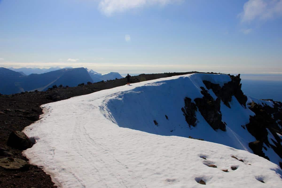 Tecla crew encourage you to climb hills and summits