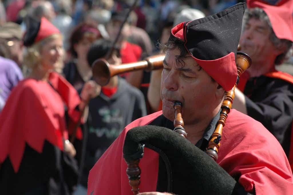 Breton pipes