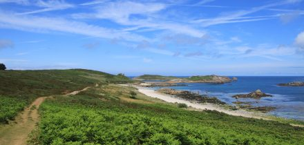sail to the Isles of Scilly on a schooner