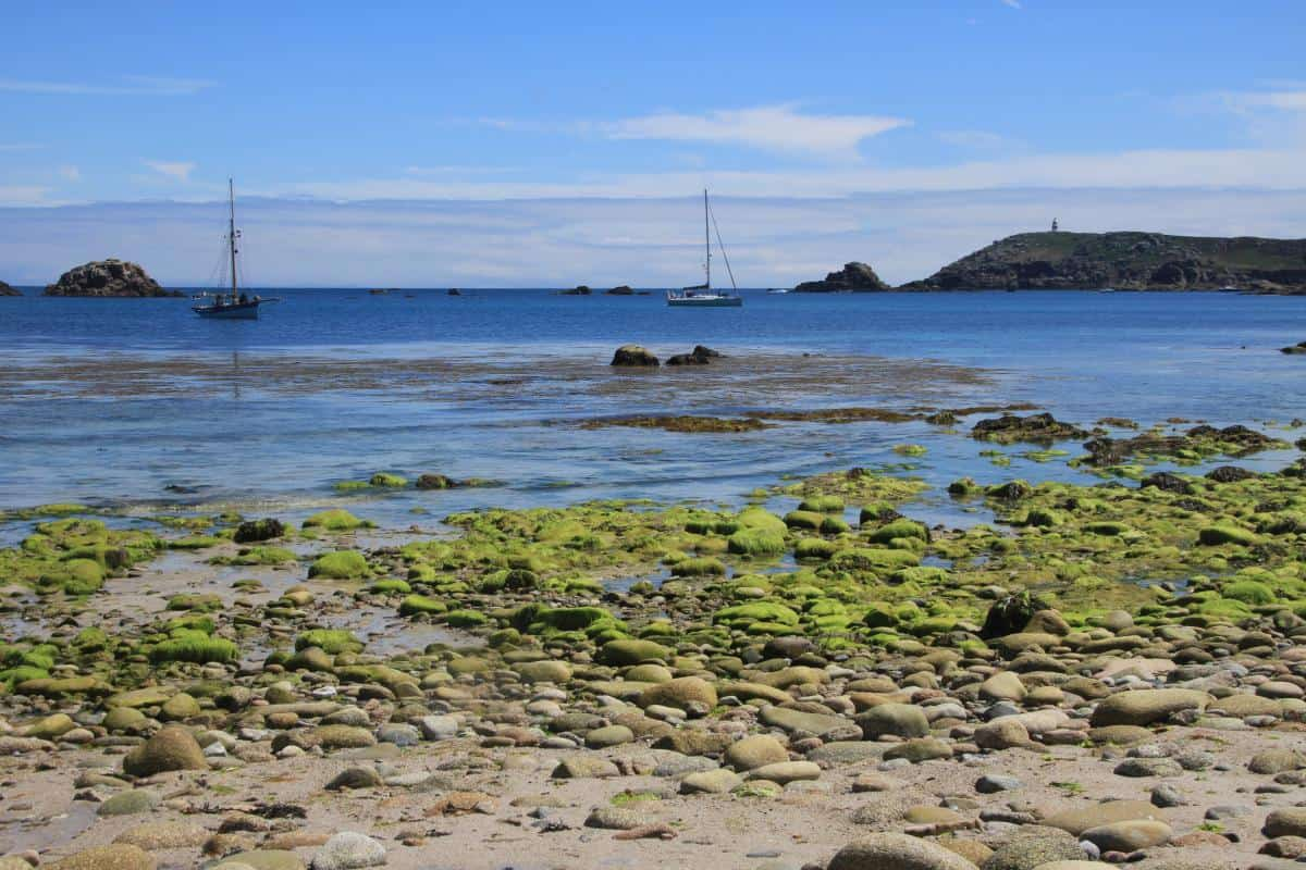 Great Bay St Martin, Isles of Scilly