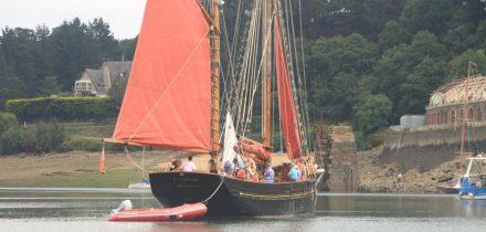 Sailing on Pilgrim with Classic Sailing