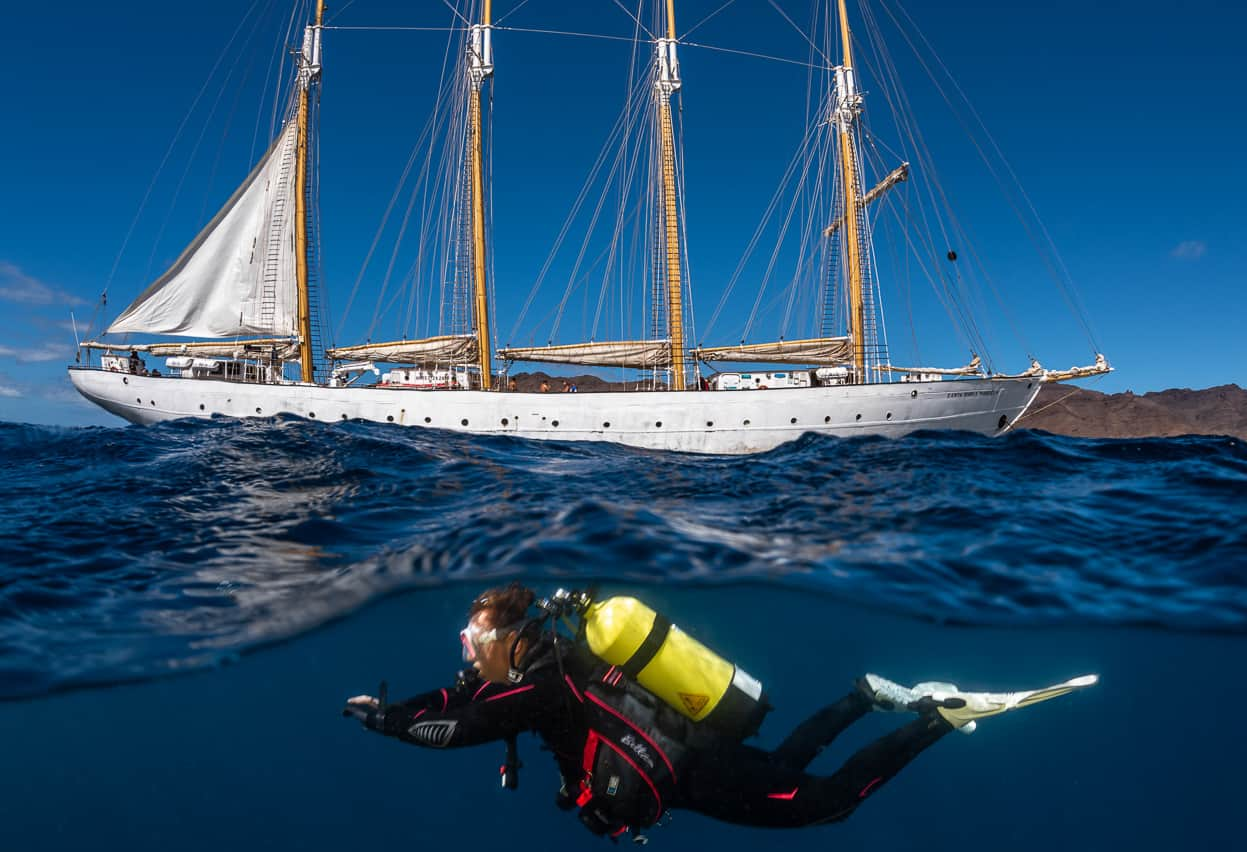 Diving Voyage in Cape Verde on Santa Maria Manuela