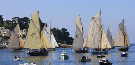 West Country Ports - Fowey is a favourite