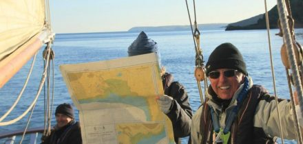 RYA Competent Crew and RYA Day Skipper Practical Sailing on Moosk with Classic Sailing in Cornwall and Devon
