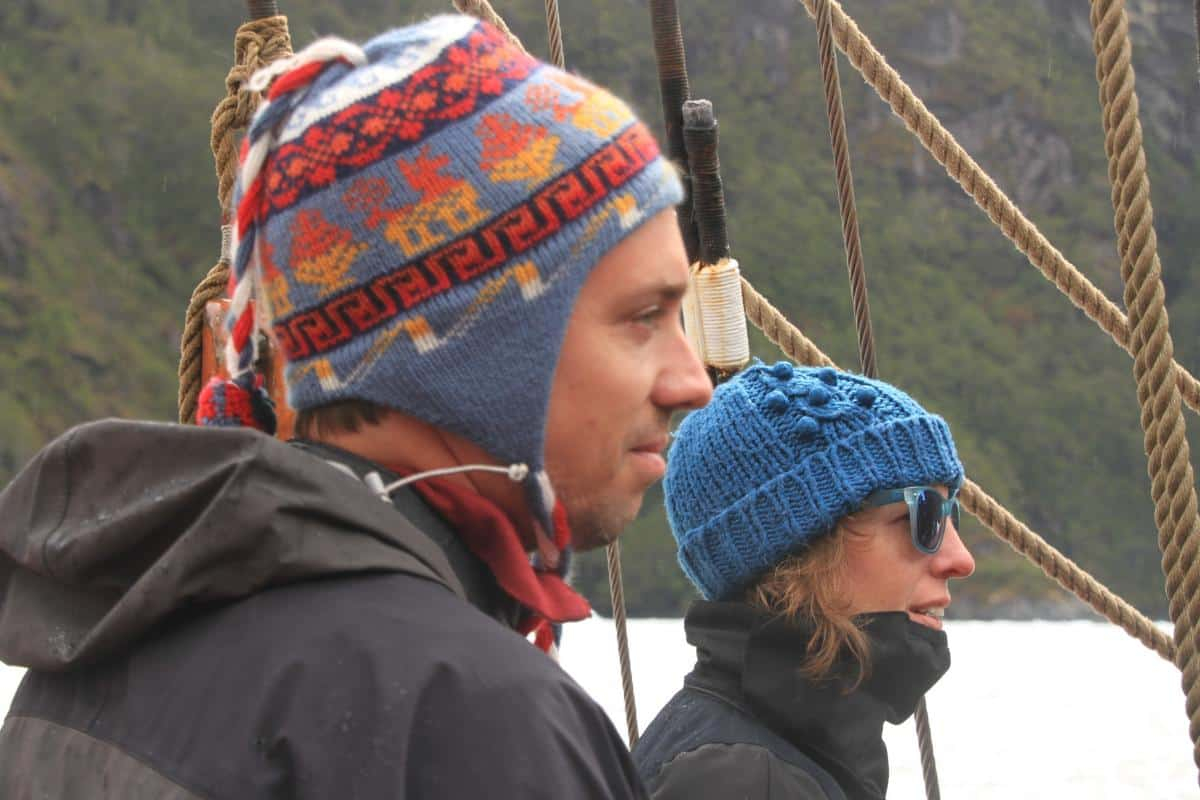 Enter the woolly hat fashion competition and keep warm