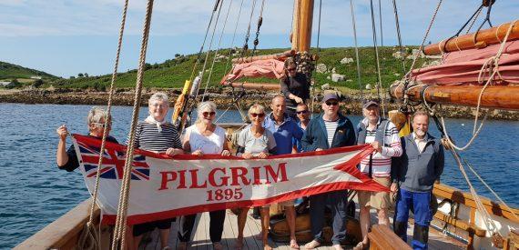 Pilgrim with Classic Sailing