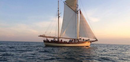 sail on Maybe with Classic Sailing