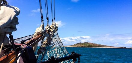 Sail on Irene with Classic Sailing