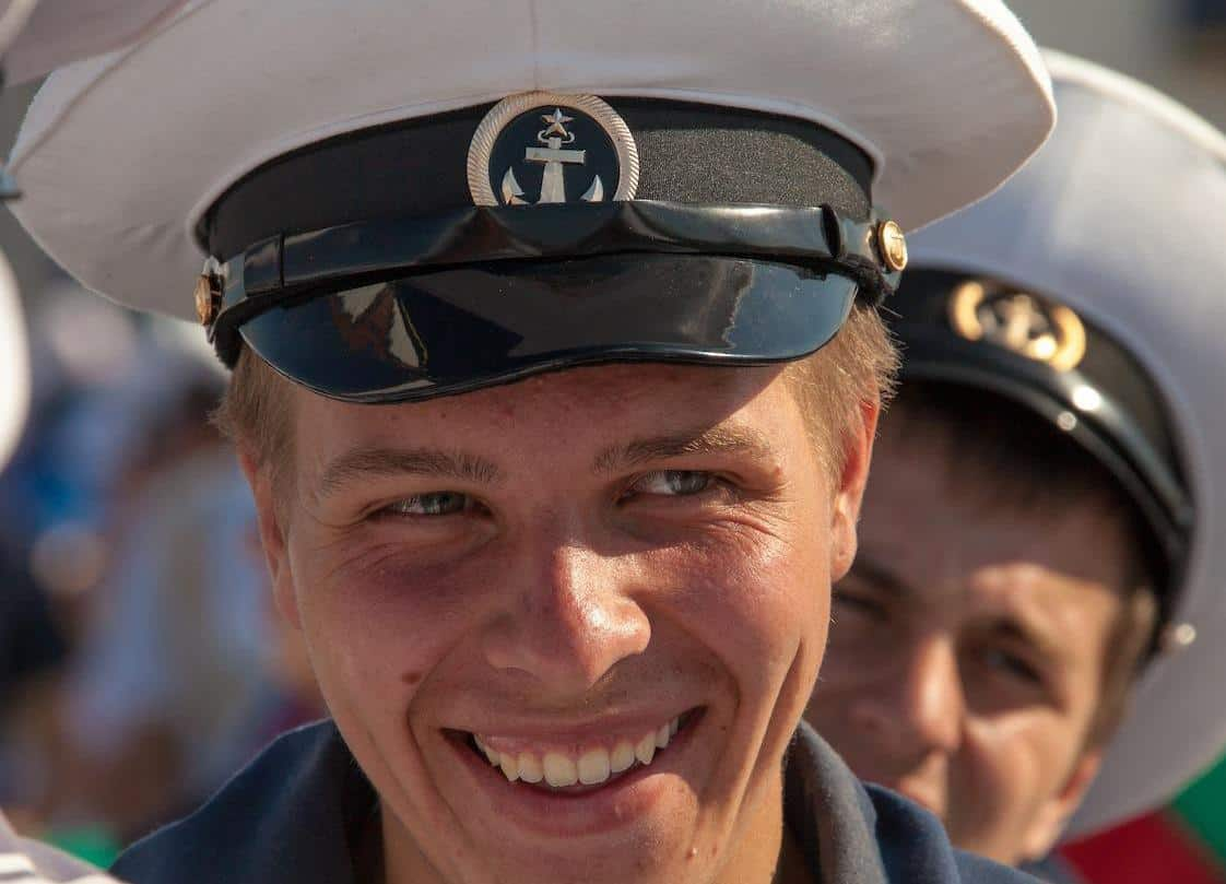 Russian sailors by STI Tall Ships Photographer Valery Vasilevskyi