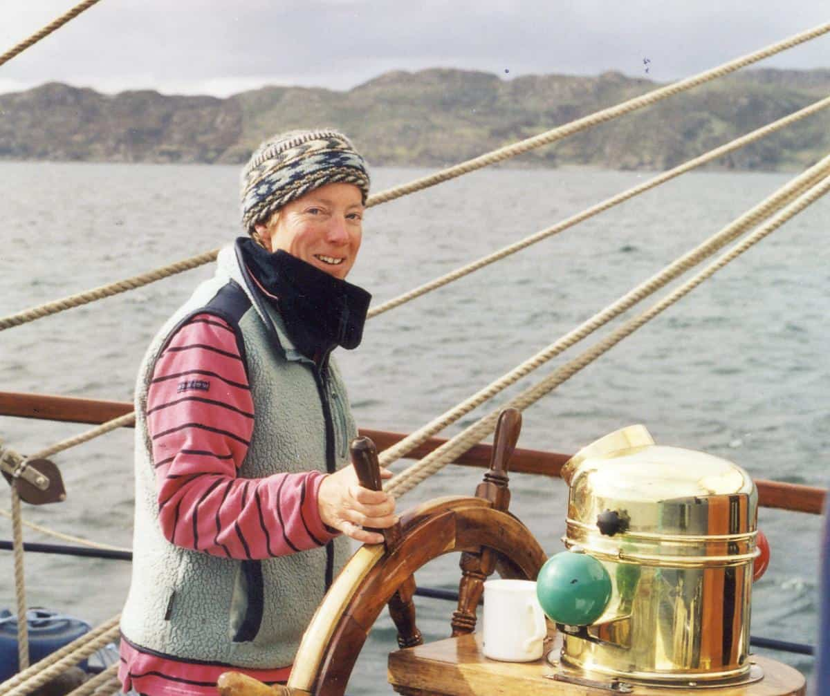 Debbie co founded Classic Sailing and is a RYA Yachtmaster Instructor