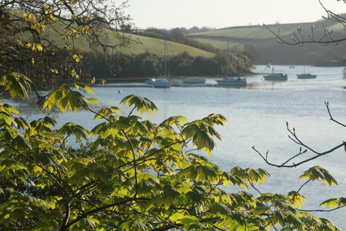 Cornwall and Devon Cruising grounds for RYA courses