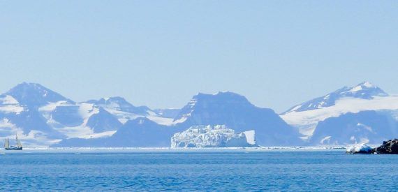 greenland expedition on tecla