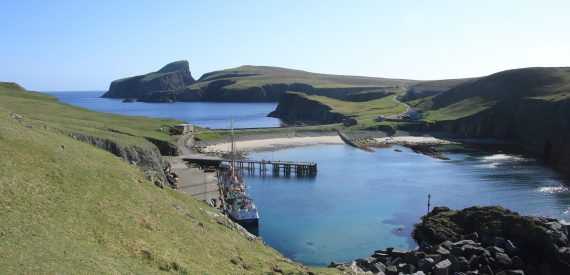 fair isle is part of the shetland isles