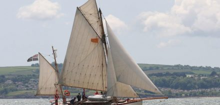 rya with classic sailing
