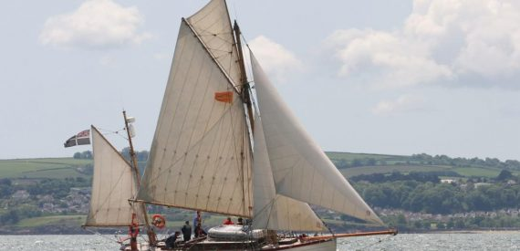 rya with classic sailing