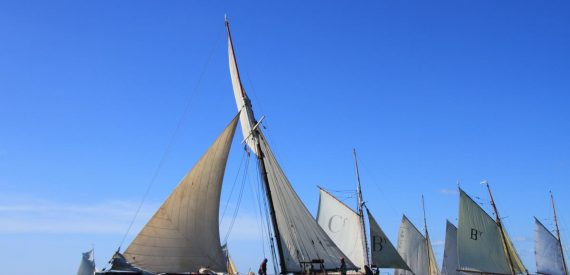 Sail on Pilot Cutters with Classic Sailing