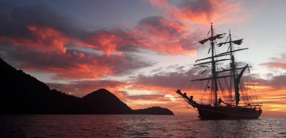 The Eye of the Wind with Classic Sailing