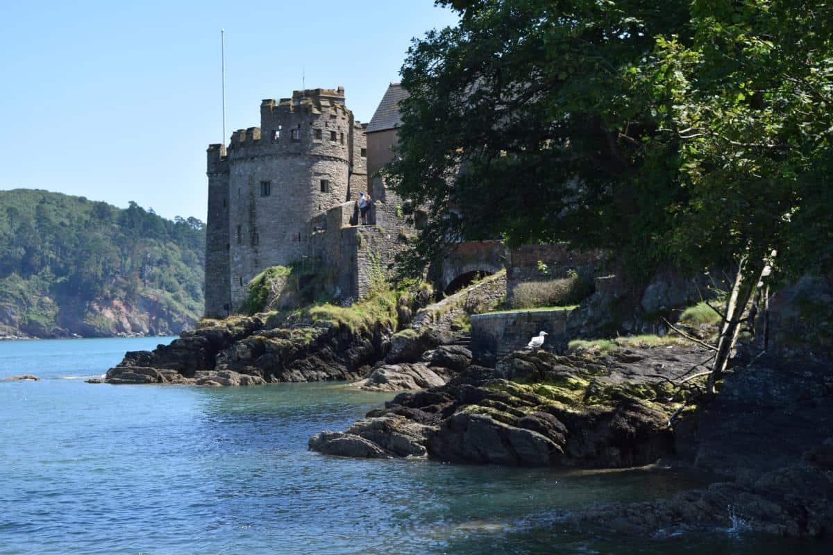 entrance to Dartmouth