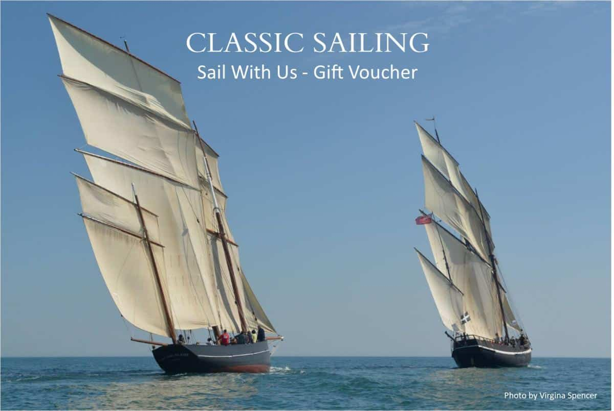 Sailing Gift Vouchers