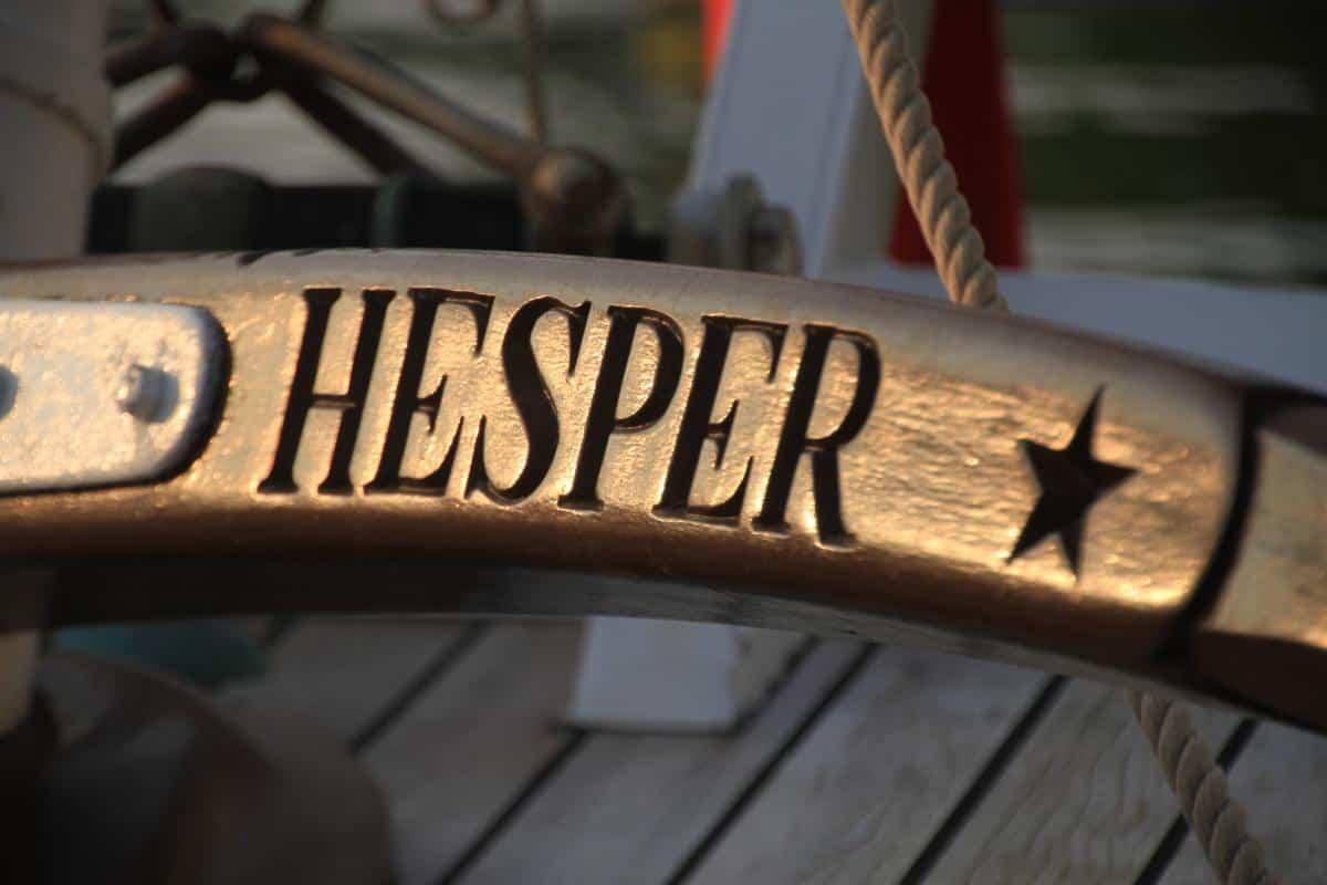 Classic Sailing Pilot Cutter Directory - Hesper