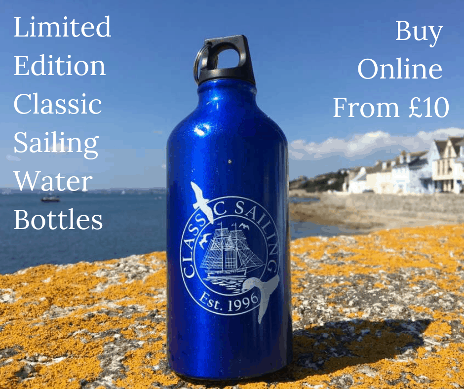 Classic Sailing Water Bottles