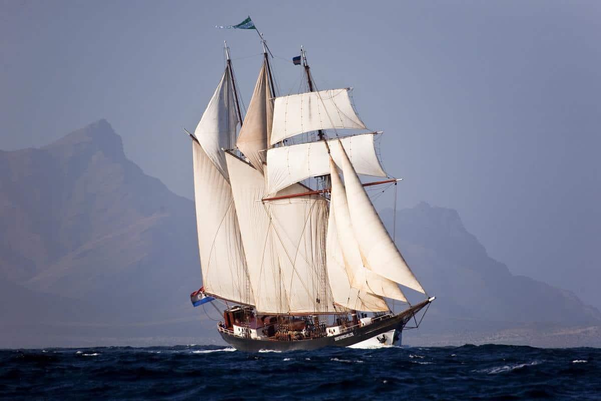 Oosterschelde off Cape Verde