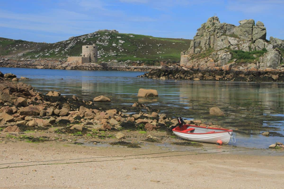 Classic Sailing Top 10 Anchorages in the Scillies